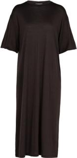 Icebreaker Women's Cool-lite Dress Dame kjoler Grå XL