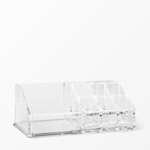 Läppstiftshållare, 17,5x6,6x9,4 cm