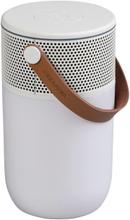 Kreafunk aGLOW bluetooth højtaler - hvid/hvid
