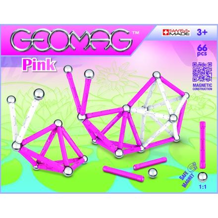 Byggesæt, Pink 66 - Lekmer