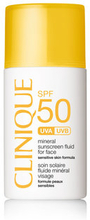 Mineral Sunscreen For Face