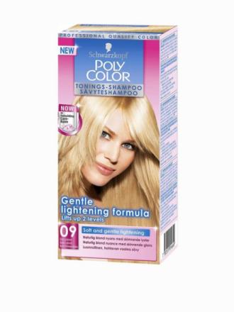 Schwarzkopf Poly Color Toning Shampoo Extra Light Blonde