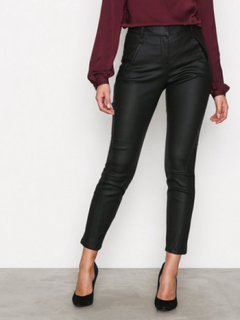 Vero Moda Vmvictoria Nw Antifit Coated Pants