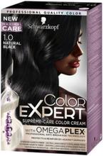 Schwarzkopf Color Expert Natural Black