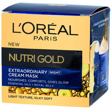 Nutri Gold Extraordinary Night Cream Mask