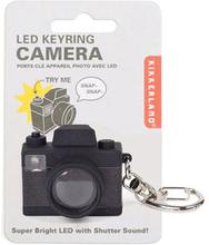 Nyckelring Camera LED
