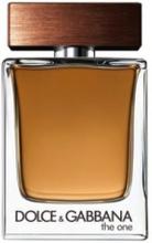 Dolce & Gabbana D&G The One Men Edt 50ml Parfyme Transparent