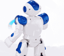 Intelligent Radiostyrd Robot med sensor