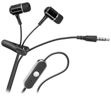 Goobay In-Ear Stereo Headset - Sort