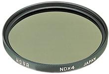 HOYA NDx4 HMC 62mm