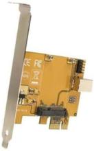 PCI Express to Mini PCI Express Card Adapter