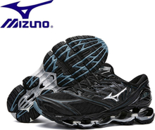 High Quality Original MIZUNO WAVE Prophecy 8 professional Men shoes Mesh running shoes outdoor Weightlifting Shoes Size 40-45