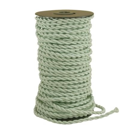 Textilsladd Tvinnad Mint
