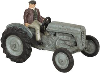 Traktor Grålle