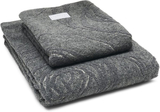 Handduk LinenRose Mörkgrå, flera storlekar Handduk