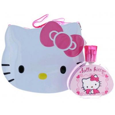 Hello Kitty EDT & Bag 100 ml + 1 kpl
