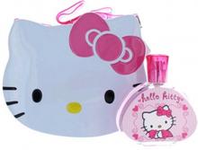 Hello Kitty EDT & Bag 100 ml + 1 stk