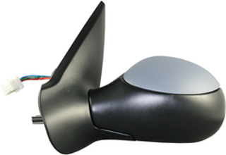 ELECTRIC REAR VIEW MIRROR FOR PEUGEOT 206 CC FROM 1998 TO 2003