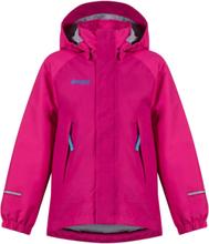 3661ea31 Bergans Storm Insulated Jacket Kids cerise/hot pink/light winter sky 104  2017 Vinterjakker