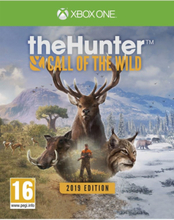 The Hunter: Call of the Wild - 2019 Edition - Microsoft Xbox One - Metsästys