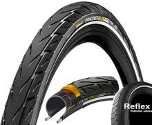 "Continental Contact Plus City E-50 Tyre 27.5"", wire bead, Reflex 55-584 | 27,5 x 2,2 2019 Däck till elcykel"