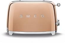 Smeg - Smeg Toaster 2 Slices, Rose