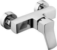 Fala Vægmonteret badeværelseshane Soria messing 75763