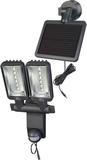Brennenstuhl LED-strålkastare Duo Premium SOL SV12