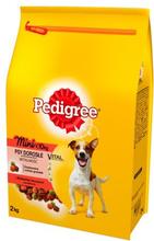 Pedigree - Karma sucha dla psów dorosłych z wołowiną i warzyw...
