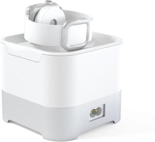 Satechi smart charging stand för apple watch och smartphone - si