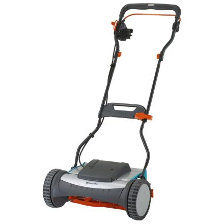 GARDENA elektrisk skubbe-græsslåmaskine Comfort 380 EC 400 W 4028-20