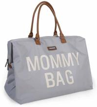 CHILDHOME Skötväska Mommy Bag grå oxfordnylon