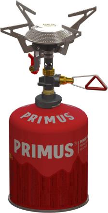Primus Power Trail Piezo Reg.Duo Campingkoger rød 2019 Gaskogeplader