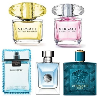 Versace Miniature Collection For Him & Her 5 x 5 ml