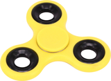 Fidget spinner - gul