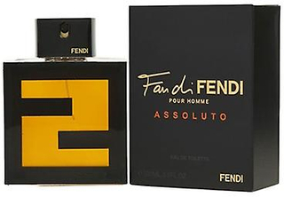 Fan Di Fendi Assoluto Pour Homme af Fendi for mænd 3,3 oz Eau De To...