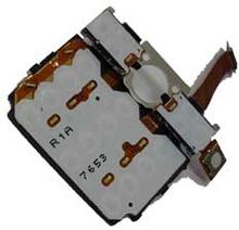 Sony Ericsson k810i knappsats