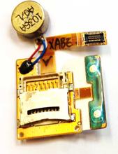 Samsung S8500 Wave Sd-korthållare + volymflexkabel och buzzer
