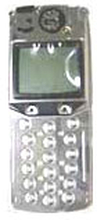 Nokia 5210 LCD with Frame and keyboard