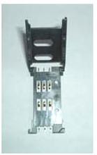 Nokia 3200, 5100 simkortsläsare
