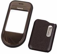 Nokia 7370 skal, cool, svart, original