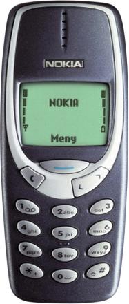 Nokia 3310 Reservdelstelefon
