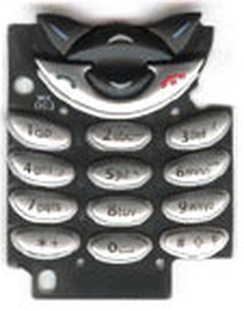 Nokia 8210 keypad