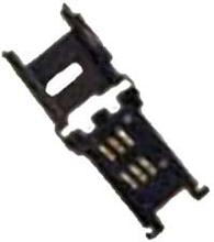 Ericsson R310s simkortshållare