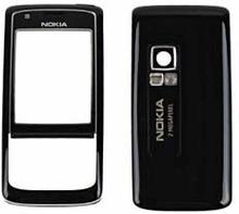Nokia 6288 skal, svart, original