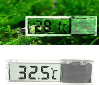 Sladdlös digital termometer för akvarium