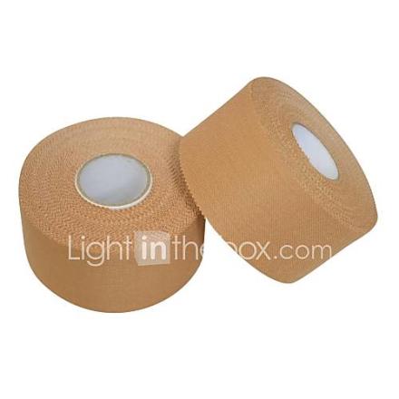 urheilu ulkona 3.8cm x 13,7 ihon urheilu suojella jäykkä urheiluteippiä pakkausteipillä