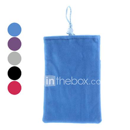 Velvet Cotton Suojaava laukku Samsung Galaxy S3 I9300 (eri värejä)