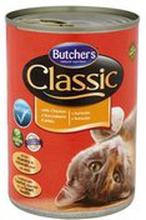 . - Butcher's ClassicKarma dla dorosłych kotów