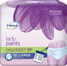 Tena Lady Pants Discreet Large 10 st
